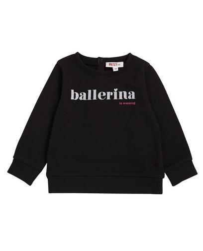 Zwarte sweater